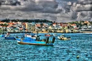 Paisagem Urbana/Fish Boats