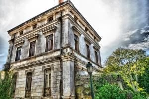 Paisagem Urbana/Abandon House