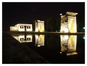 Outros/El Templo de Debod - Madrid