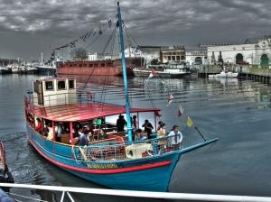 Paisagem Urbana/barco