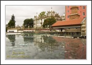 Paisagem Urbana/Pousada do Porto - Palácio do Freixo