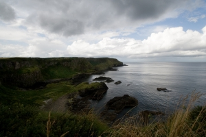 Paisagem Natural/Dunseverick, Nothern Ireland