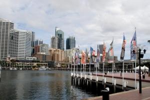 Paisagem Urbana/Darling Harbour - Sydney - Austrália