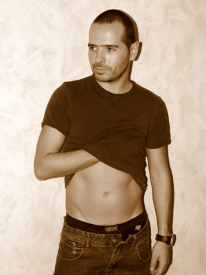 Retratos/Modelo: Carlos Santos