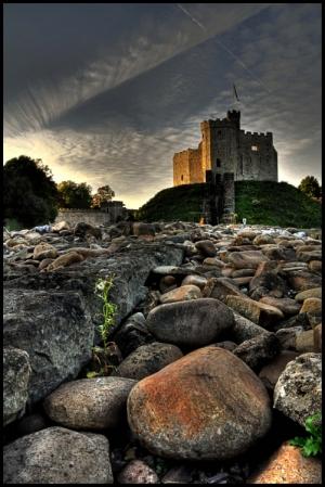 Gentes e Locais/Cardiff castle