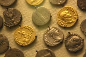 História/Moedas Romanas