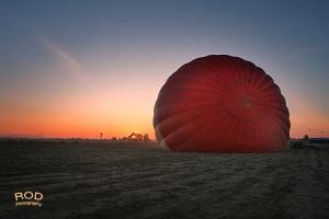 Desporto e Ação/* Viagem de Balão *