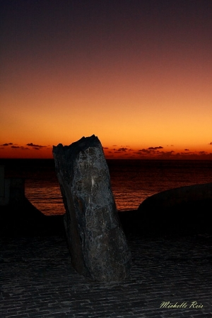 Paisagem Natural/A pedra no meu caminho...