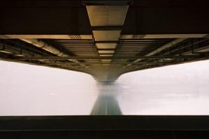 Paisagem Urbana/Ponte sobre o Danubio