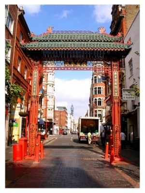 Paisagem Urbana/China Town