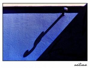 Outros/Sombra em azul