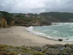 Paisagem Natural/Praia das Paxariñas - Sanxenxo