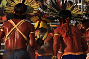 Fotojornalismo/Todo dia, é dia de índio...
