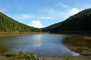 Paisagem Natural/Mais uma lagoa açoreana