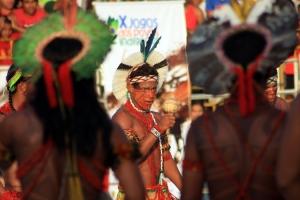 Fotojornalismo/Todo dia é dia de índio
