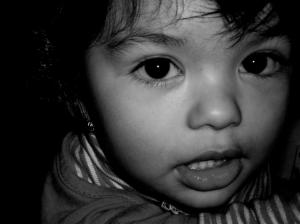 Retratos/Inocente olhar
