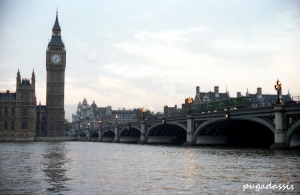 Paisagem Urbana/WESTMINSTER BRIDGE
