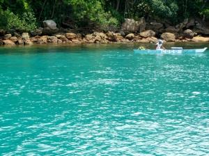 Outros/Lagoa Azul em Ilha Grande, RJ