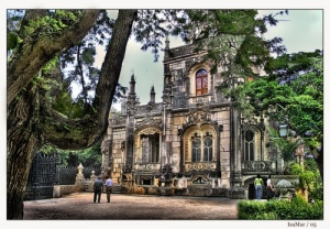 História/Quinta da Regaleira