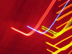 Abstrato/experiências-registros-luz