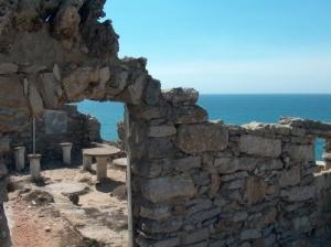 Gentes e Locais/Ruinas