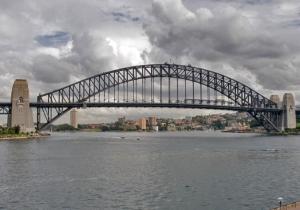 Paisagem Urbana/Harbour Bridge