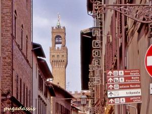 Outros/Torre Palácia Vecchio -Florença