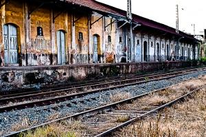 Paisagem Urbana/Estação