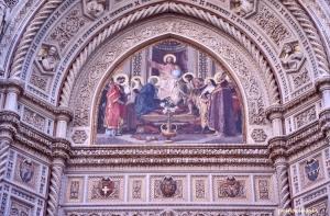 Outros/Catedral de Florença - Entrada