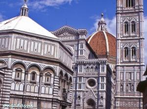 Outros/Batistério e Catedral - Florença