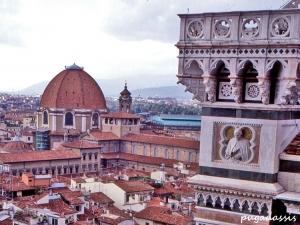 Paisagem Urbana/Vista de Florença