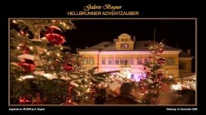 """Espetáculos/Venda de Natal """"Hellbrunner Adventzauber"""""""