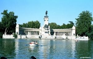 Outros/Parque del Retiro - Madrid