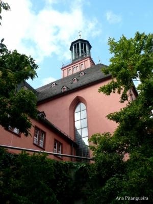 Outros/Stadtkirche em Darmstadt