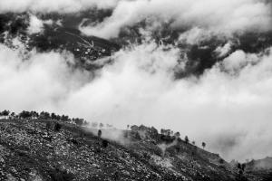 Paisagem Natural/Cai o Inverno na Serra