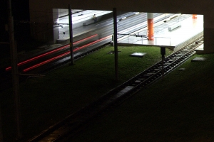 Paisagem Urbana/A chegada