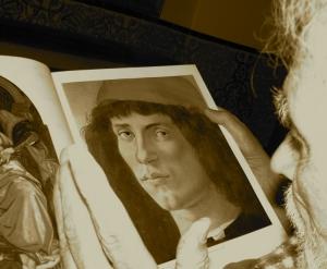 Retratos/quando a pintura nos olha