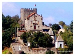 História/castelo da póvoa de lanhoso