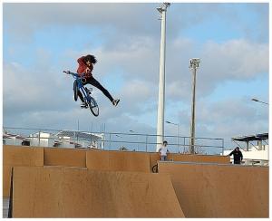 Desporto e Ação/Mais Um Salto