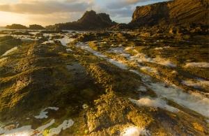 Paisagem Natural/    After the full tide    