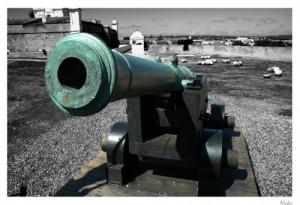 História/Canhão