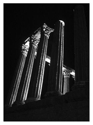 Paisagem Urbana/Evora by night