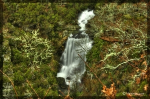 Paisagem Natural/Gerês - Cascata Barrondas