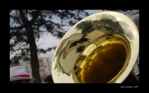 Gentes e Locais/Reflexos de uma tuba.....