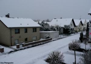 Outros/Minha rua, hoje: 25.01.2010 (Neve outra vez)