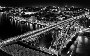 /Travessia de Luz (Ponte D.Luís)