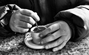 Outros/café com frio