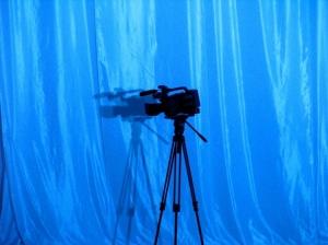 Outros/azul filmado
