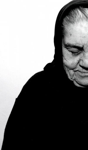 Retratos/...a minha avó
