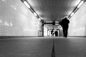 Paisagem Urbana/O caminho II